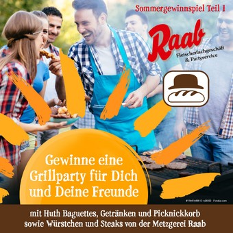 """Sommer, Sonne, Grillenpartys!"" Teil1"