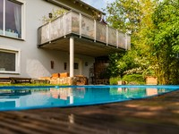 Ferienappartement mit Pool