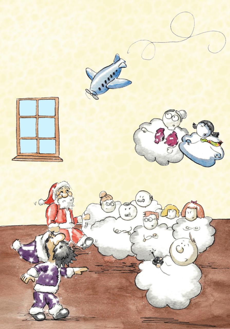 tolles weihnachtsbuch f r jung und alt die kleine wolke. Black Bedroom Furniture Sets. Home Design Ideas