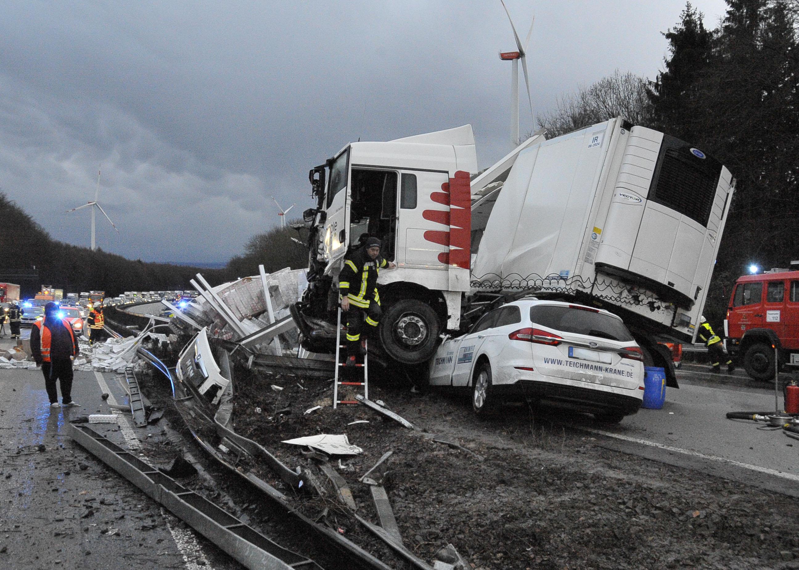 Unfall A3 Limburg Aktuell